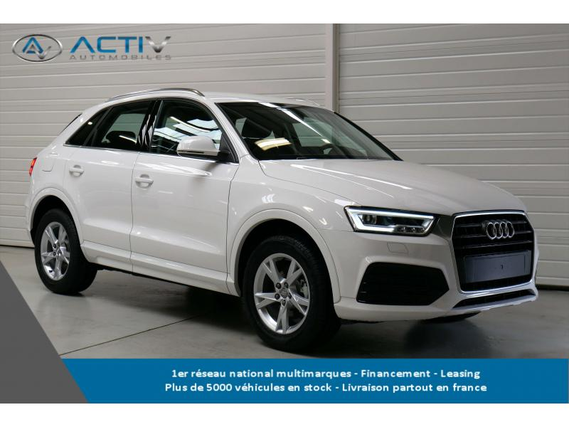voiture audi q3 1 4 tfsi cod ultra 150 ch ambiente occasion essence 2017 10 km 31415. Black Bedroom Furniture Sets. Home Design Ideas