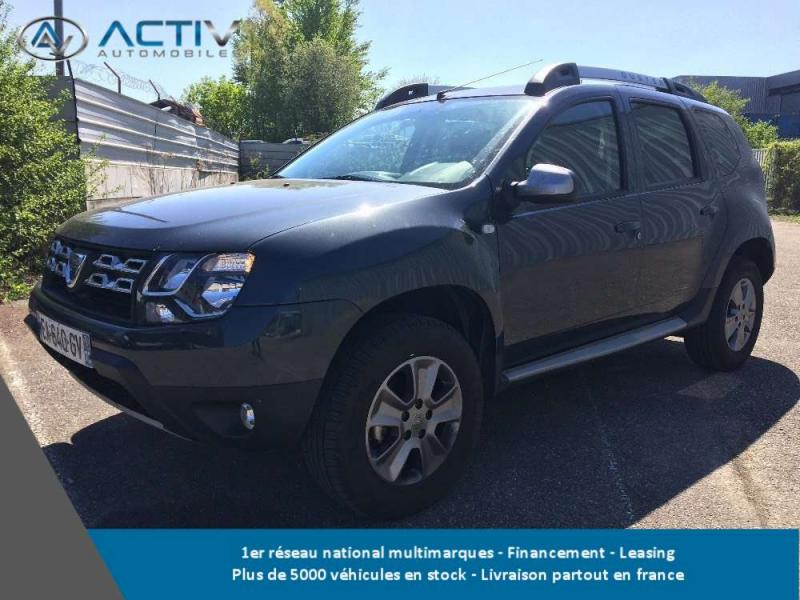 voiture dacia duster tce 125 4x2 prestige occasion essence 2016 25850 km 14974 laxou. Black Bedroom Furniture Sets. Home Design Ideas