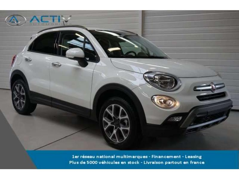 voiture fiat 500 x 500x 1 4 multiair 140 ch dct cross. Black Bedroom Furniture Sets. Home Design Ideas