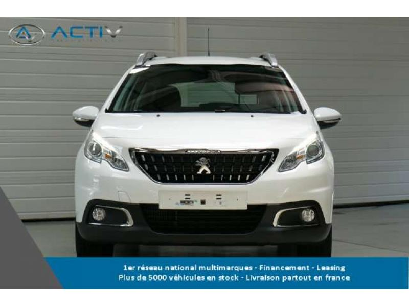 voiture peugeot 2008 1 6 bluehdi 75ch bvm5 active occasion diesel 2017 10 km 15495. Black Bedroom Furniture Sets. Home Design Ideas