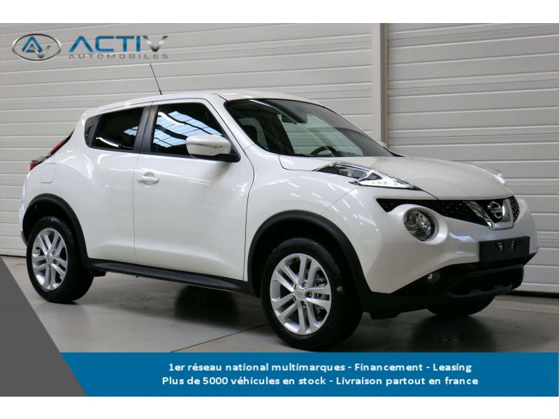 voiture nissan juke 117 acenta xtronic a occasion essence 2017 10 km 16995. Black Bedroom Furniture Sets. Home Design Ideas