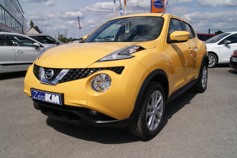 voiture nissan juke occasion essence 2015 10 km. Black Bedroom Furniture Sets. Home Design Ideas