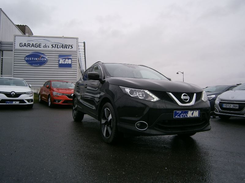 voiture nissan qashqai occasion diesel 2016 18 km. Black Bedroom Furniture Sets. Home Design Ideas