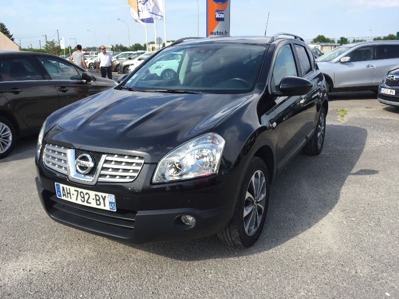voiture nissan qashqai 1 5 dci 110ch fap connect edition. Black Bedroom Furniture Sets. Home Design Ideas