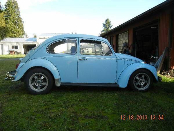 voiture volkswagen beetle 1969 occasion essence 1969 500 km 18500 vincennes val de. Black Bedroom Furniture Sets. Home Design Ideas