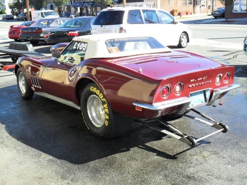 voiture chevrolet corvette 1969 occasion essence 1969. Black Bedroom Furniture Sets. Home Design Ideas