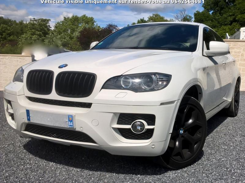 voiture bmw x6 e71 xdrive30d 235 exclusive occasion diesel 2009 117000 km 28990. Black Bedroom Furniture Sets. Home Design Ideas