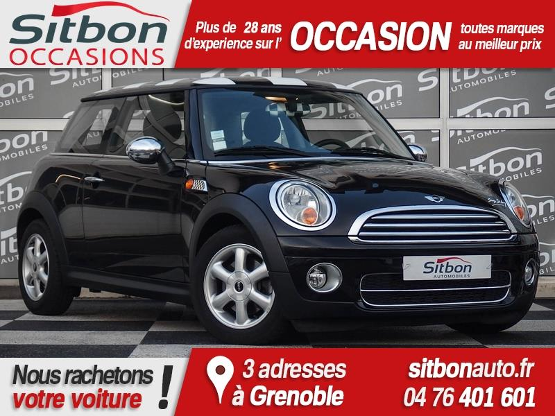 voiture austin mini occasion diesel 2010 75828 km 10900 grenoble is re 992735110604. Black Bedroom Furniture Sets. Home Design Ideas