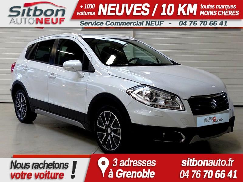 voiture suzuki sx4 occasion 2016 10 km 20095 grenoble is re 992734009396. Black Bedroom Furniture Sets. Home Design Ideas