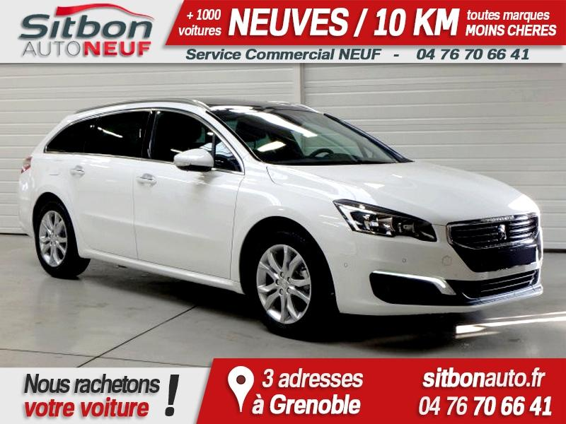 voiture peugeot 508 sw occasion diesel 2016 10 km 25995 grenoble is re 992735601954. Black Bedroom Furniture Sets. Home Design Ideas