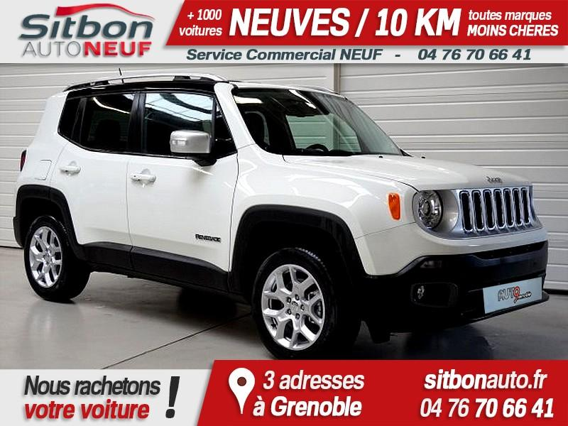 voiture jeep renegade occasion 2016 10 km 20995 grenoble is re 992734394457. Black Bedroom Furniture Sets. Home Design Ideas