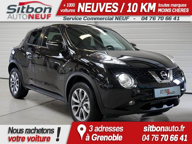 voiture nissan juke occasion diesel 2016 10 km. Black Bedroom Furniture Sets. Home Design Ideas