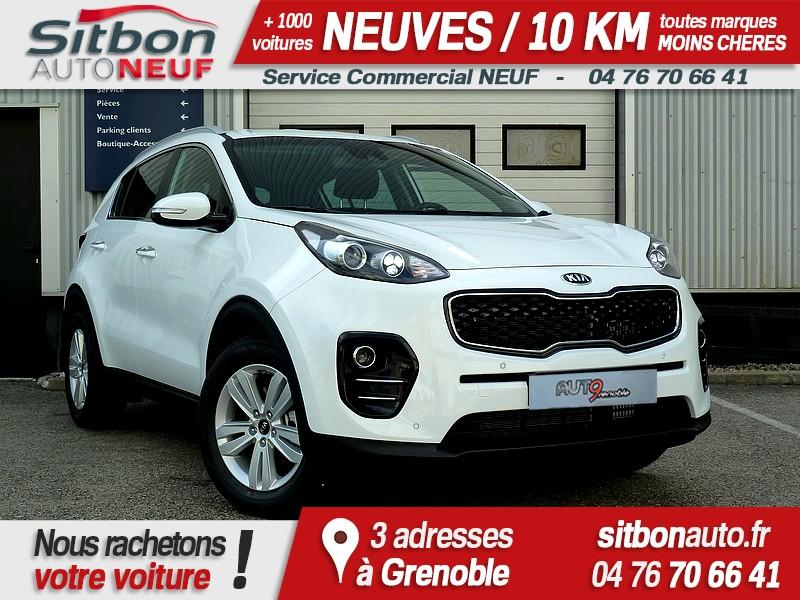 voiture kia sportage occasion diesel 2016 1 km 24990 grenoble is re 992733381518. Black Bedroom Furniture Sets. Home Design Ideas