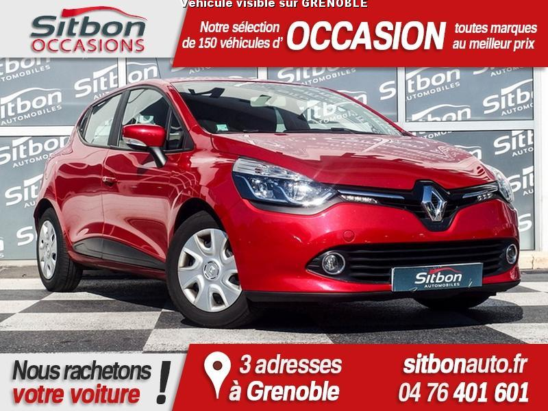voiture renault clio iv occasion diesel 2012 57107 km 9980 grenoble is re 992734024043. Black Bedroom Furniture Sets. Home Design Ideas