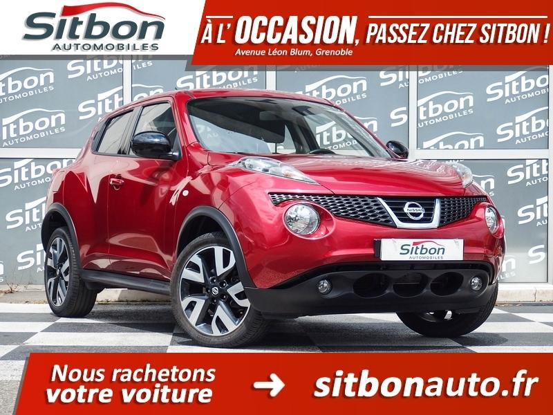 voiture nissan juke occasion 2014 20000 km 14980. Black Bedroom Furniture Sets. Home Design Ideas