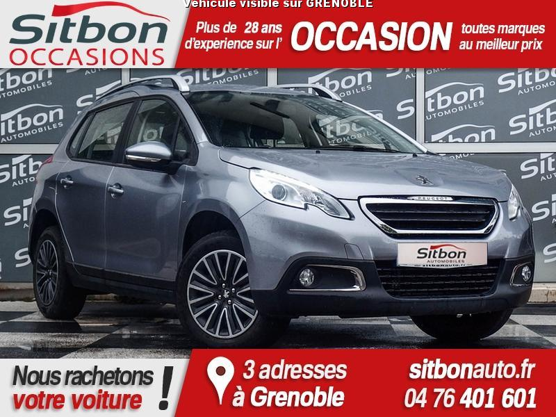 voiture peugeot 2008 occasion diesel 2016 8469 km 14980 grenoble is re 992734920614. Black Bedroom Furniture Sets. Home Design Ideas