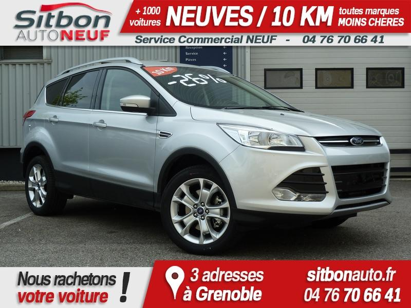 voiture ford kuga occasion diesel 2016 10 km 27395 grenoble is re 992735198639. Black Bedroom Furniture Sets. Home Design Ideas