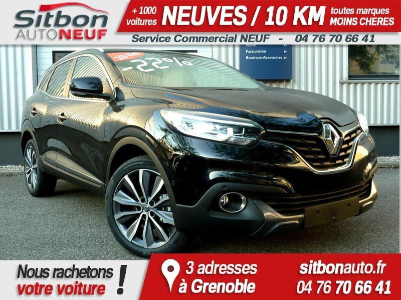 voiture renault kadjar occasion 2016 10 km 22490 grenoble is re 992735198641. Black Bedroom Furniture Sets. Home Design Ideas