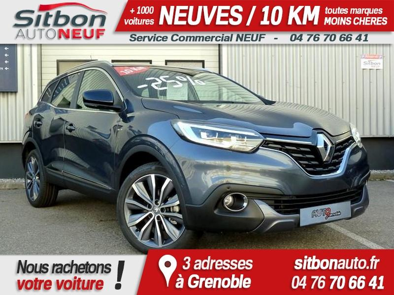 voiture renault kadjar occasion diesel 2017 1 km 23490 grenoble is re 992736818253. Black Bedroom Furniture Sets. Home Design Ideas