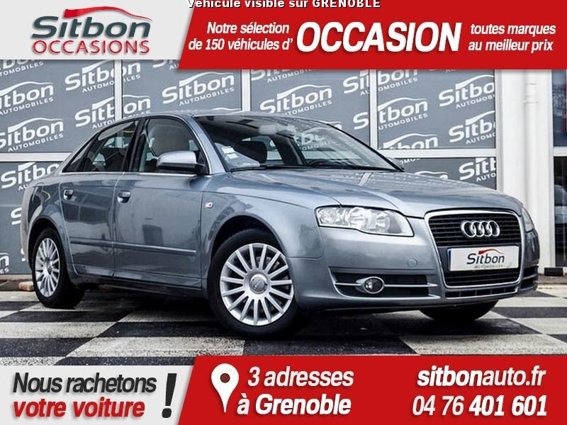 voiture audi a4 occasion essence 2007 119158 km. Black Bedroom Furniture Sets. Home Design Ideas