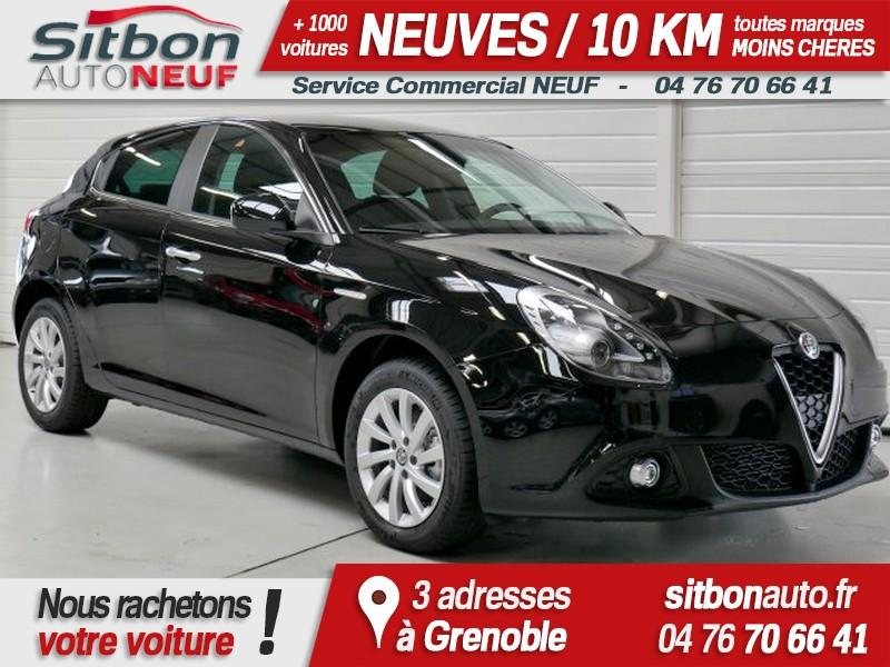 voiture alfa romeo giulietta 1 6 jtdm 120 super gps 31 occasion diesel 2017 10 km. Black Bedroom Furniture Sets. Home Design Ideas