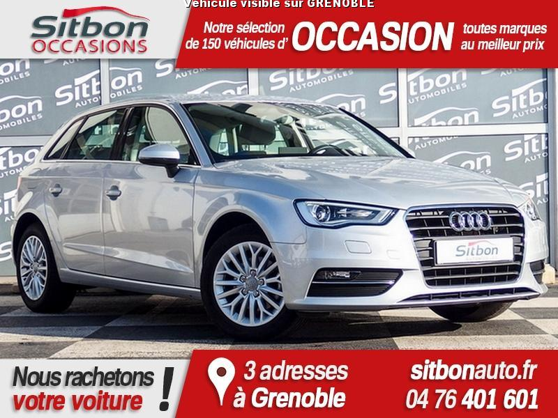 voiture audi a3 occasion essence 2013 30000 km 19980 grenoble is re 992737042575. Black Bedroom Furniture Sets. Home Design Ideas