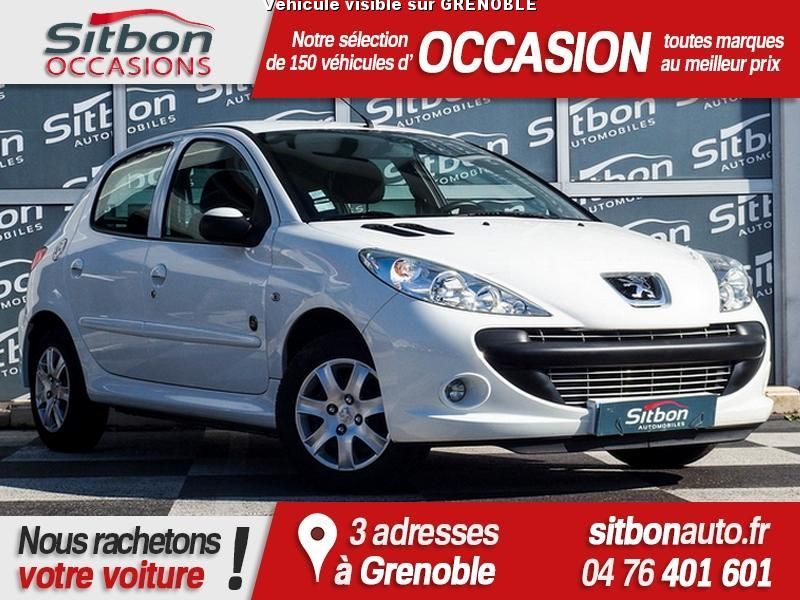 voiture peugeot 206 occasion essence 2012 28904 km 7980 grenoble is re 992736714950. Black Bedroom Furniture Sets. Home Design Ideas