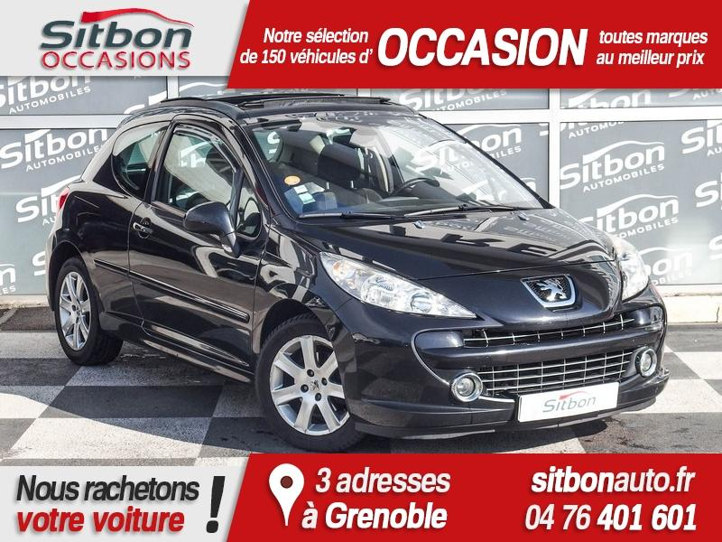 voiture peugeot 207 occasion diesel 2007 176209 km 3980 grenoble is re 992736439618. Black Bedroom Furniture Sets. Home Design Ideas