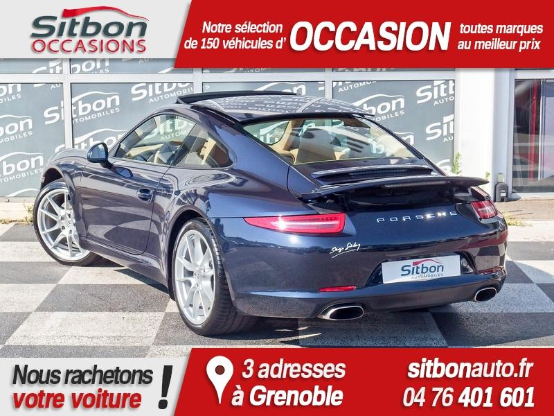 voiture porsche 911 991 3 4 350 carrera pdk occasion essence 2012 38049 km 79980. Black Bedroom Furniture Sets. Home Design Ideas