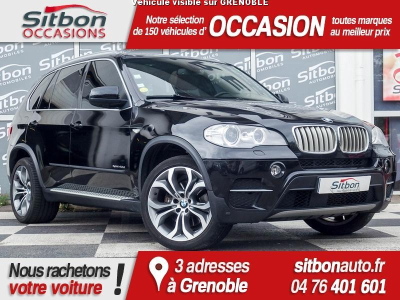 voiture bmw x5 xdrive 40d bva exclusive 7 places occasion diesel 2010 119000 km 29980. Black Bedroom Furniture Sets. Home Design Ideas