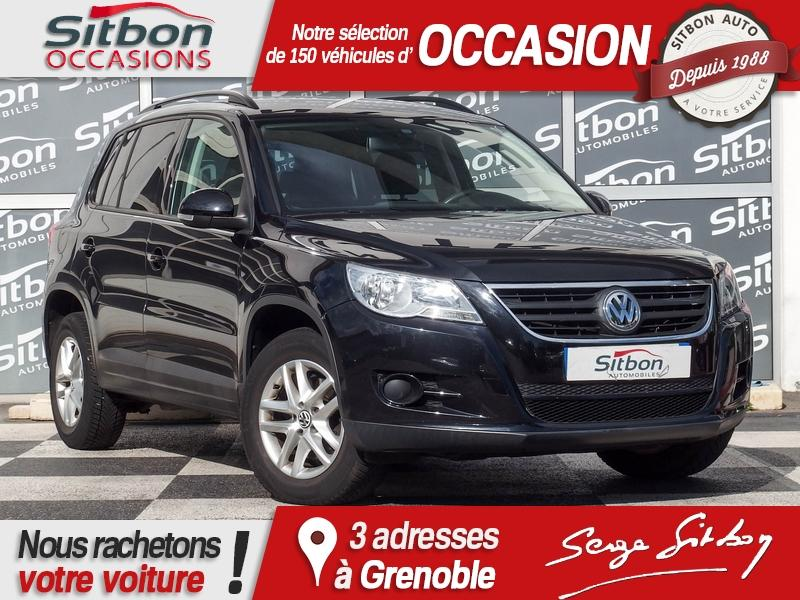 voiture volkswagen tiguan 1 4 tsi 150 trendline 4motion occasion essence 2008 58149 km. Black Bedroom Furniture Sets. Home Design Ideas