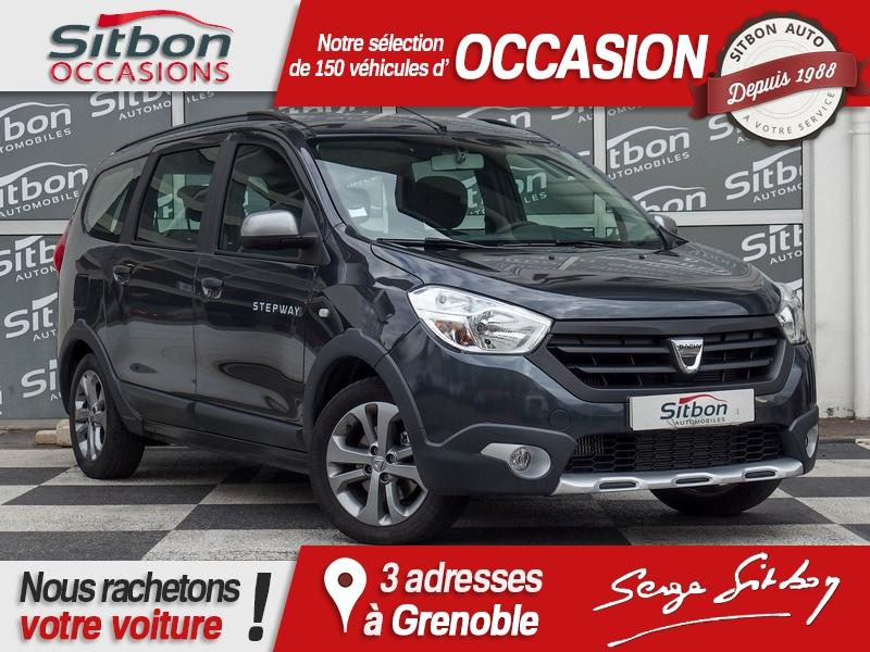 voiture dacia lodgy 1 5 dci fap 110 5pl stepway occasion diesel 2017 10000 km 13980. Black Bedroom Furniture Sets. Home Design Ideas